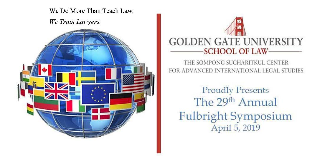 Fulbright Symposium