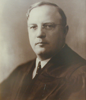 Judge Jesse W. Carter