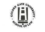 Golden Gate University School of Law Logo, circa 1970s