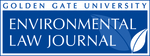 GGU Environmental Law Journal Logo, 2011 by Golden Gate University School of Law